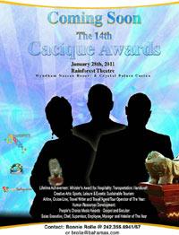 Cacique 2010 flyer